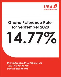 September reference rate 2020